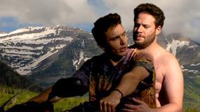 """James Franco i Seth Rogen śmieją się z Kanye Westa, Kim Kardashian i """"Bound 2"""". Zobacz parodię teledysku!"""