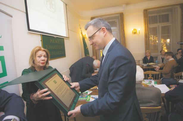Nagroda PTE. fot Wojtek Górski
