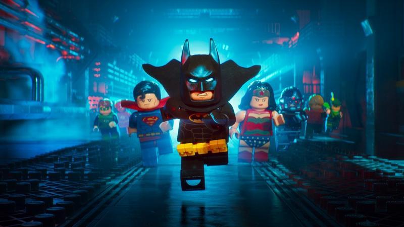 """""""LEGO® BATMAN: FILM"""": kadr"""