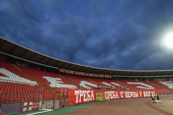"""""""MARAKANA"""", IPAK, NEĆE BITI PRAZNA Evo ko će moći na stadion na prvoj narednoj evropskoj utakmici Zvezde!"""