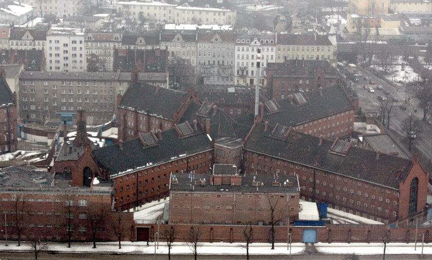Kleczkowska więzienie.
