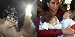 USA zaatakowały cele w Syrii. Co zrobi Rosja?