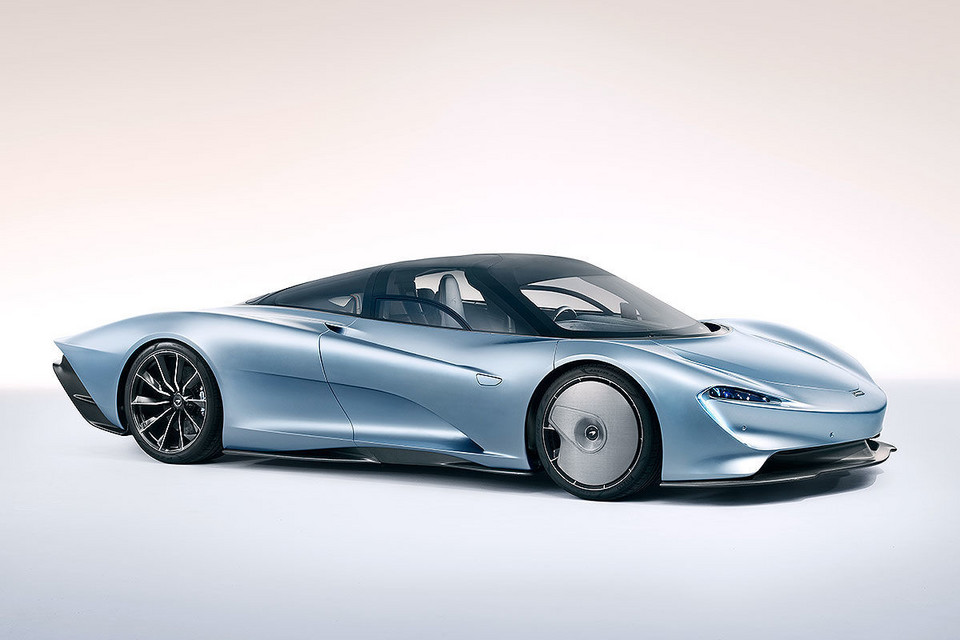 1050 KM - McLaren Speedtail
