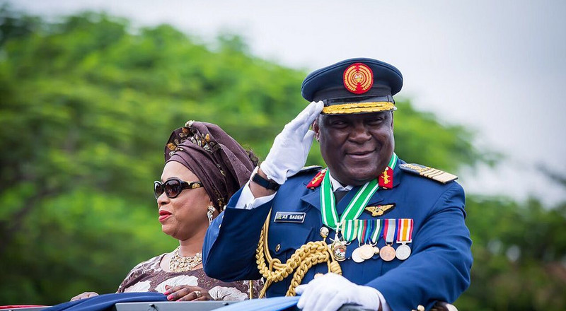 CLOSE-UP: Alex Badeh, a Nigerian commander who flew two former US presidents, UN top officials and fought two wars