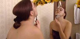 Codziennie musiała się golić. Lekarze zrobili z niej piękność
