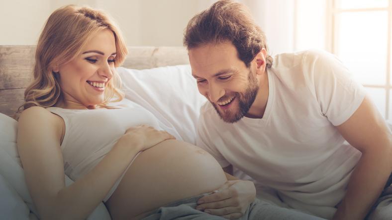 Ostatni miesiąc ciąży
