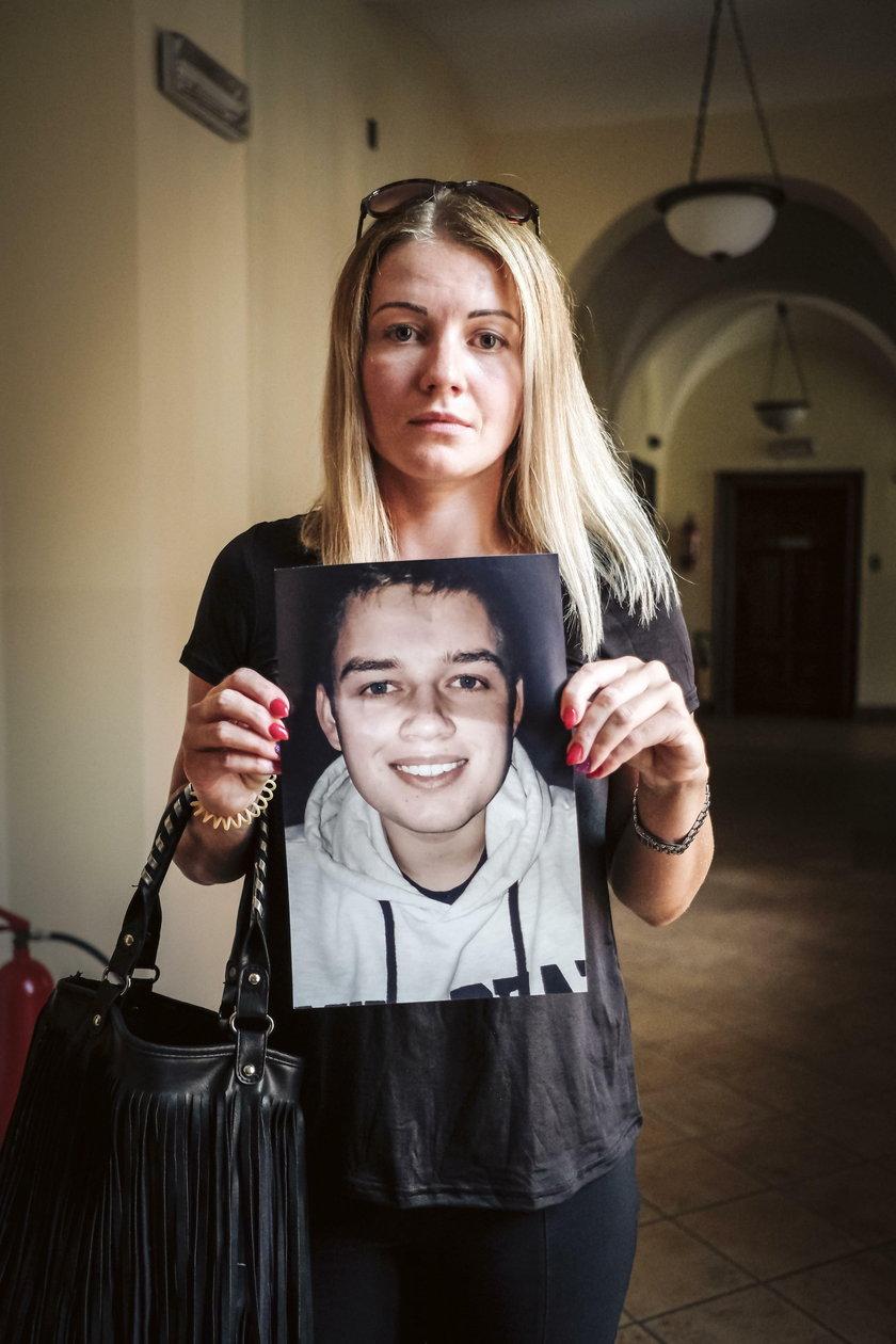 Klaudia Fojcik, siostra zamordowanego studenta