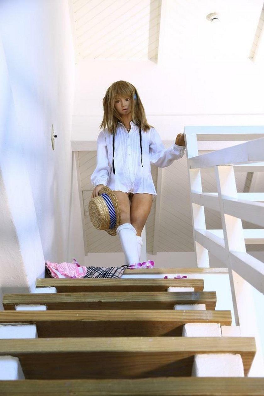 Shin Takagi tworzy lalki, które sprzedaje pedofilom