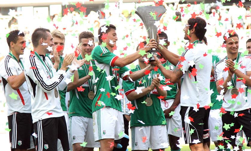 Legia zdobyła Deyna Cup