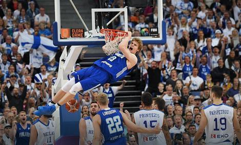 Finska ima čudesnog košarkaša: Lauri Markanen