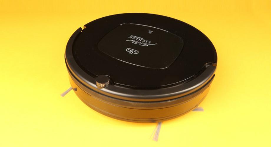 Test: Günstiger Staubsauger-Roboter mit Wischfunktion