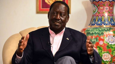 Raila's powerful message to Samia Suluhu after being sworn in as Tanzania's 6th President