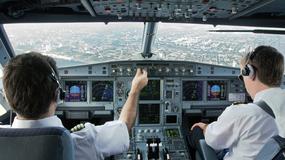 Pilot zemdlał, ale dzięki stewardesie samolot bezpiecznie wylądował