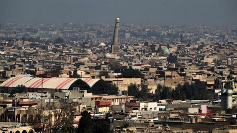 Bojownicy z Państwa Islamskiego wysadzili w powietrze meczet Al-Nuri w Mosulu