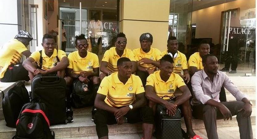 Black Stars ready for Rwanda