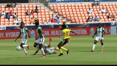 Super Falcons of Nigeria lost their opening game of the US Summer Series