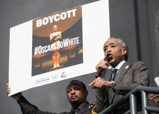 Oscary 2016: Prowadzący Chris Rock nazwał ceremonię 'nagrodami białych ludzi'
