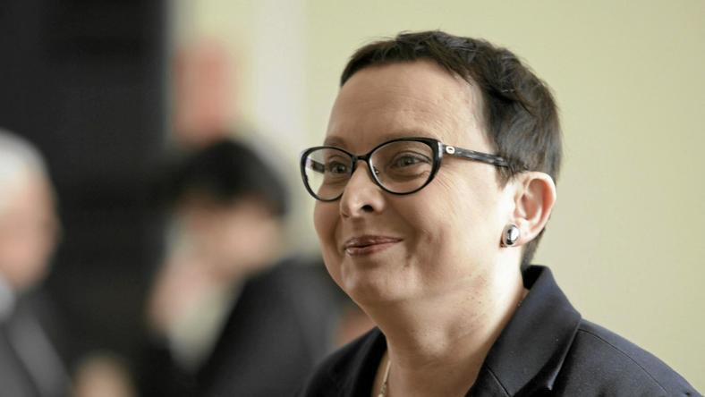 Katarzyna Hall, fot. Franciszek Mazur / Agencja Gazeta