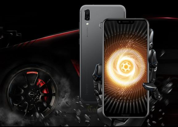 Honor Play sa GPU Turbo funkcijom