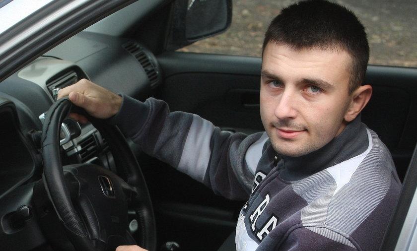 Kierowca dostał propozycję pracy jako grabarz