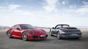 Porsche 911 po face liftingu - pierwsze zdjęcia i film