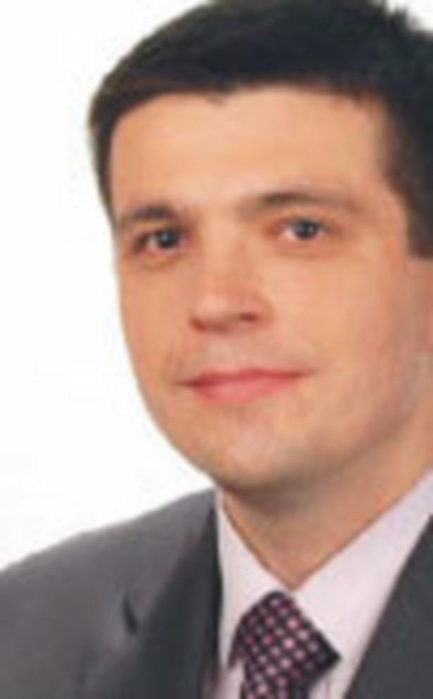 Łukasz Chojniak, doktorant na Wydziale Prawa i Administracji Uniwersytetu Warszawskiego
