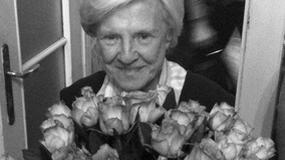 Maria Janecka-Wasowska nie żyje