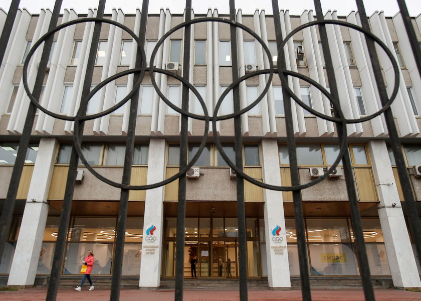 Rosyjski Komitet Olimpijski przez dwa lata będzie działał na zwolnionych obrotach
