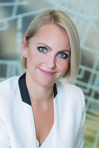 Monika Duda, dyrektor zarządzająca DHL Supply Chain w Polsce