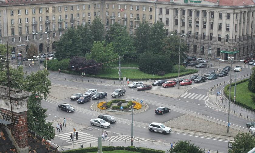 Pl. Kościuszki we Wrocławiu