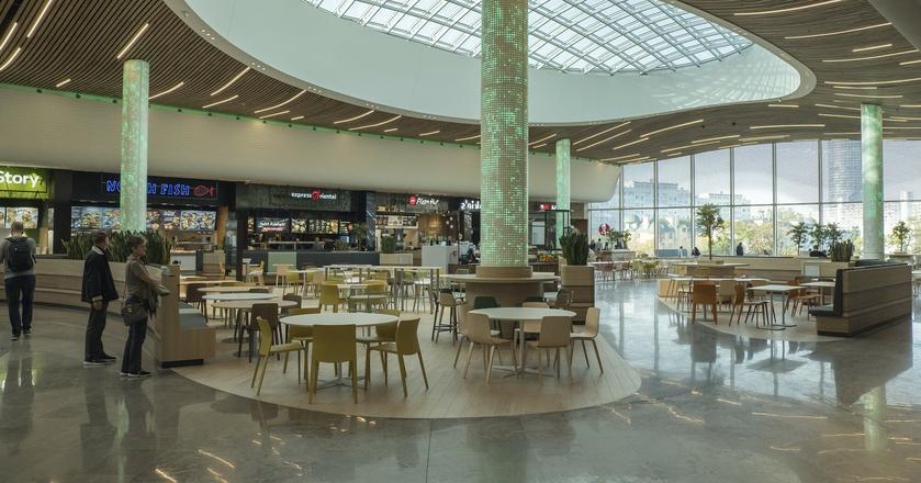 20 proc. powierzchni Wroclavii, nowej galerii handlowej we Wrocławiu, to restauracje, kawiarnie i strefa rozrywki