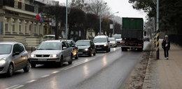 Gdańsk Oliwa bez ciężarówek!