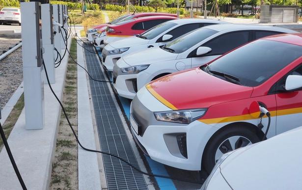 Samochody elektryczne e-mobility