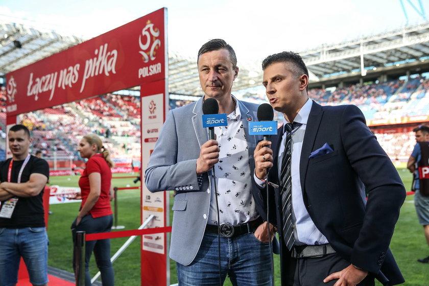 Tomasz Hajto i Mateusz Borek: mecz Polska - Rumunia. Najlepsze teksty