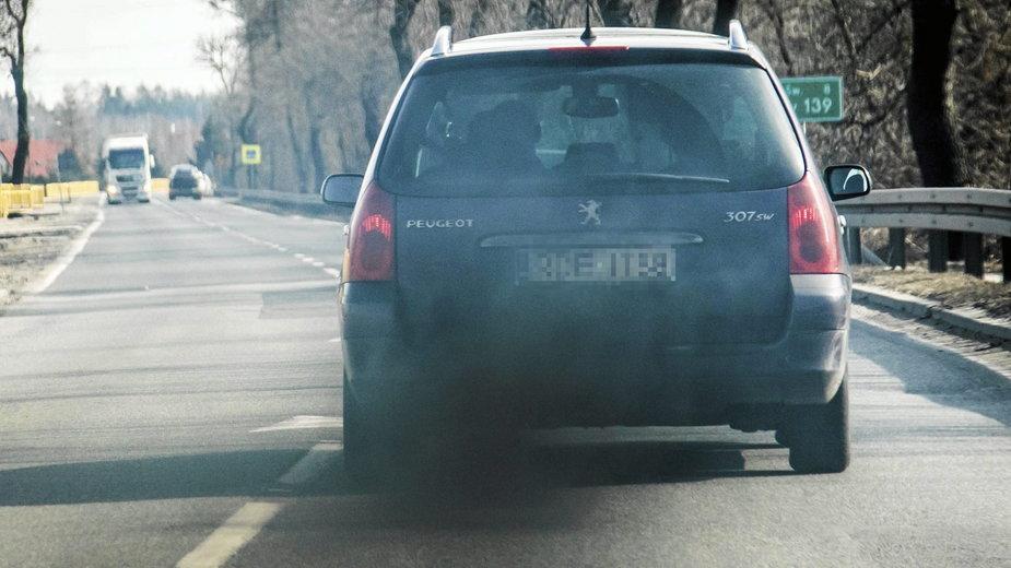 Zakaz wjazdu do centrum miasta aut z silnikiem Diesla? Projekt w fazie konsultacji