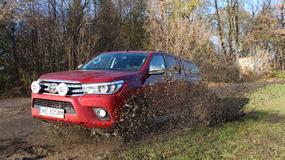 Toyota Hilux VIII – nadal twarda, ale już bardziej okrzesana   TEST