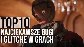 Top 10: Najciekawsze bugi i glitche w grach