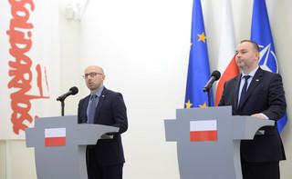Mucha: Każda partia, która będzie chciała rozmawiać o konstytucji, zostanie przyjęta w Pałacu Prezydenckim