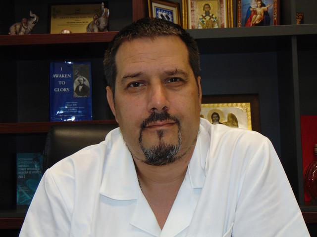 Direktor Klinike za anesteziju i intenzivnu terapiju KC Niš prof. dr Radmilo Janković