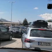 Turisti na bugarsko-grčkoj granici