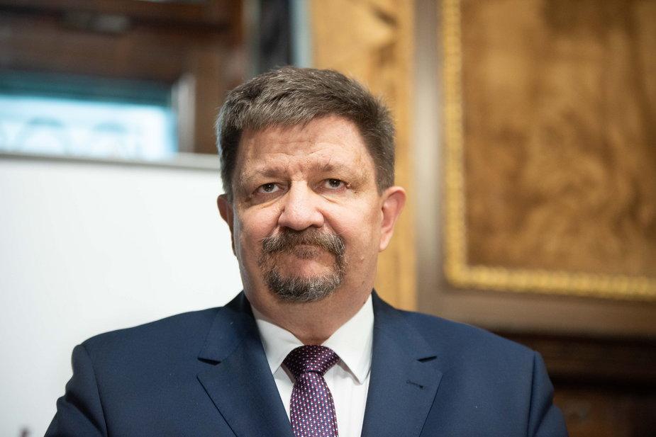 Politechnika podpisanie umowy w sprawie sieci 5G Marszałek Grzegorz Schreiber