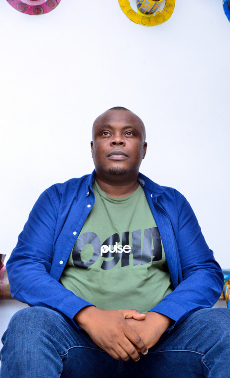 Bankulli visits Pulse Nigeria. (Pulse Nigeria)