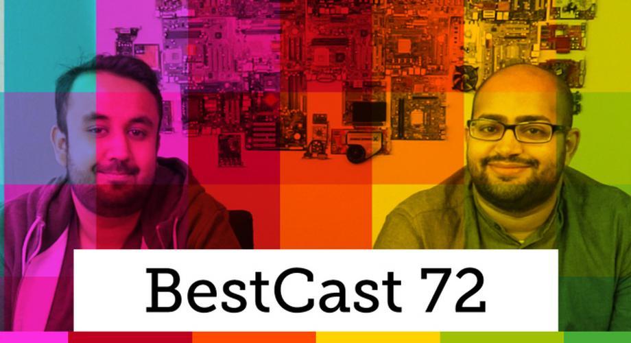 BestCast 72: BlackBerry Venice, Microsoft  Event und Pebble