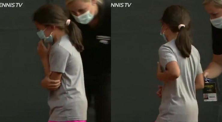 Pogođena devojčica u Hamburgu