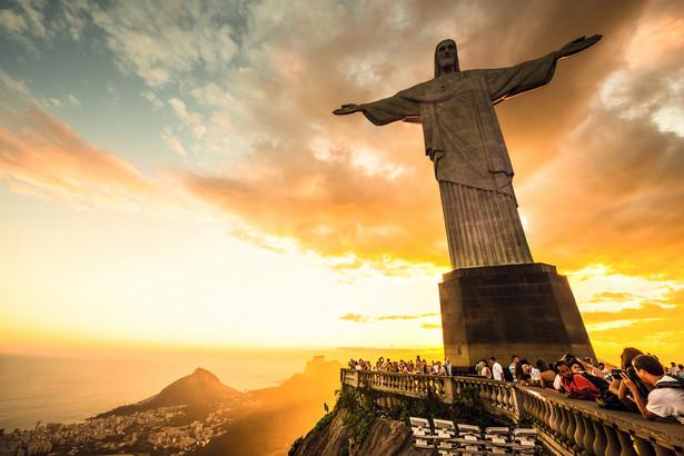 Pomnik Chrystusa Odkupiciela, Rio de Janeiro, Brazylia