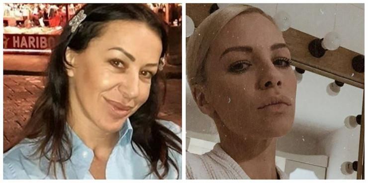 Romana Panić i Kristina Bekvalac