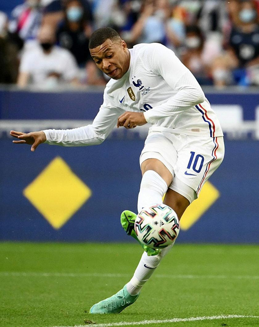 Kylian Mbappe (23 l.), to pewna gwiazda Euro 2020.