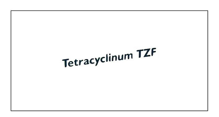 Tetracyclinum TZF