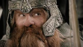 """Rhys-Davies o serialu """"Władca Pierścieni"""": Tolkien musi przewracać się w grobie"""