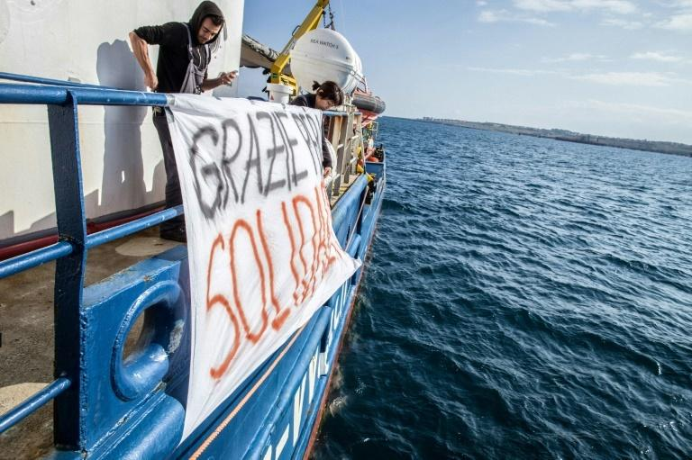 Prosecutors in the Sicilian port city of Syracuse opened the investigation against Salvini over his order to stop migrants disembarking from the rescue ship
